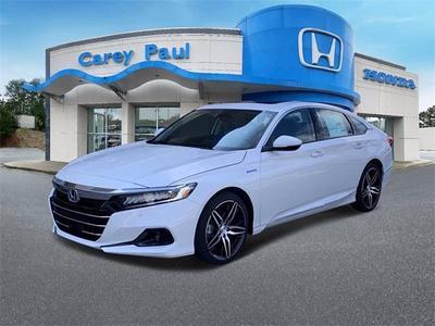 new 2021 Honda Accord Hybrid car, priced at $34,589