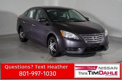 used 2015 Nissan Sentra car, priced at $7,595