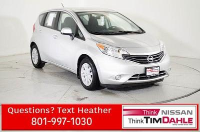 used 2014 Nissan Versa Note car, priced at $6,725
