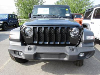new 2018 Jeep Wrangler Unlimited car, priced at $42,595