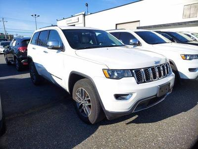 used 2017 Jeep Grand Cherokee car, priced at $31,995