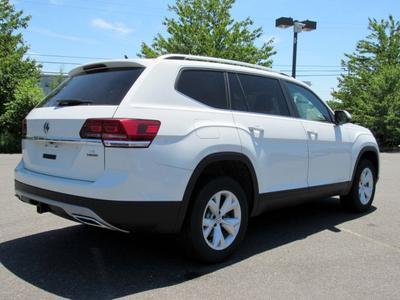 new 2019 Volkswagen Atlas car, priced at $36,010