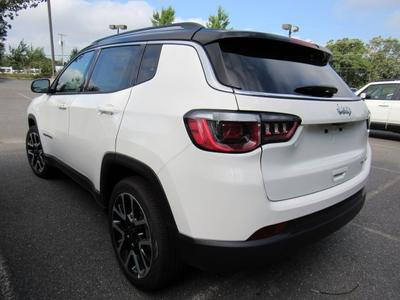 new 2019 Jeep Compass car, priced at $31,680
