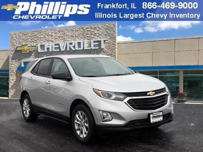 new 2021 Chevrolet Equinox car, priced at $22,726