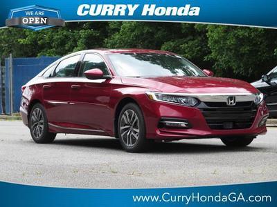 new 2020 Honda Accord Hybrid car, priced at $32,975