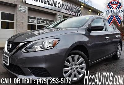 used 2017 Nissan Sentra car, priced at $11,000
