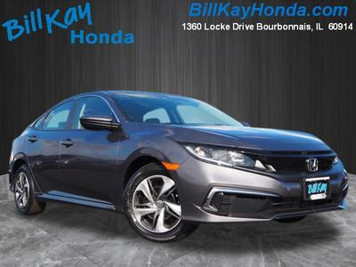 new 2021 Honda Civic car, priced at $22,005