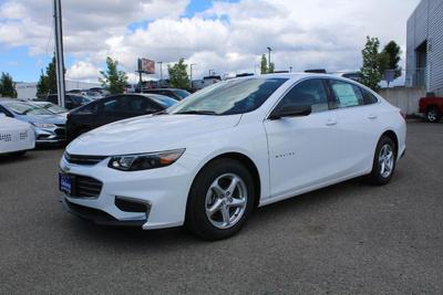 used 2018 Chevrolet Malibu car, priced at $19,990