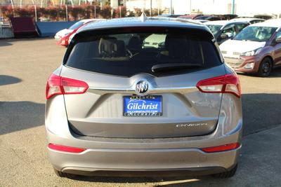 new 2019 Buick Envision car, priced at $26,195