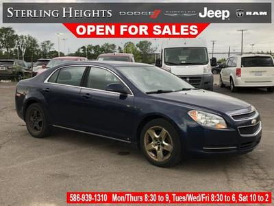 used 2009 Chevrolet Malibu car, priced at $3,995