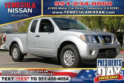 new 2020 Nissan Frontier car