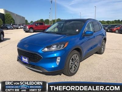 used 2020 Ford Escape car, priced at $28,499