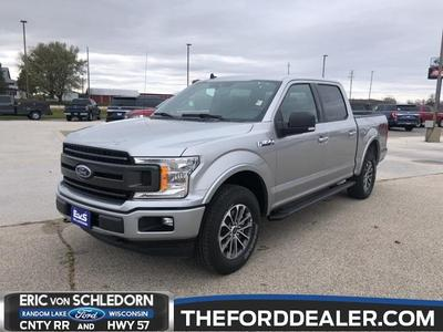 new 2020 Ford F-150 car, priced at $45,800