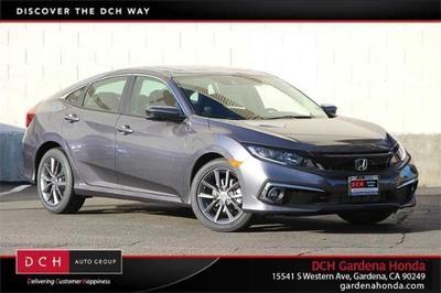 new 2021 Honda Civic car, priced at $24,135