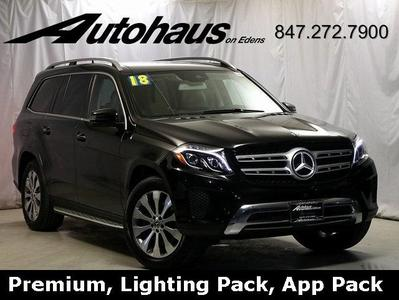 used 2018 Mercedes-Benz GLS 450 car, priced at $54,998