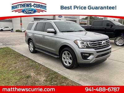 new 2021 Ford Expedition car, priced at $56,870