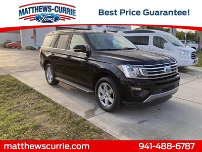 new 2021 Ford Expedition car, priced at $57,422