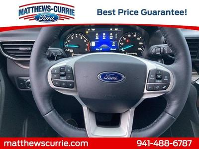 new 2021 Ford Explorer car, priced at $46,220
