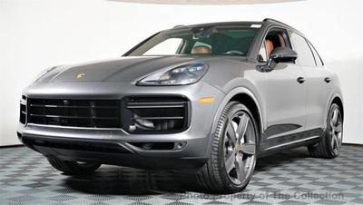 new 2020 Porsche Cayenne car, priced at $147,680