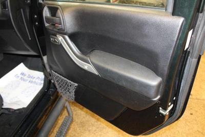 used 2012 Jeep Wrangler Unlimited car, priced at $24,546