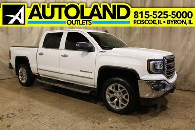used 2017 GMC Sierra 1500 car, priced at $38,740
