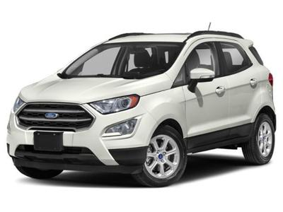 new 2020 Ford EcoSport car, priced at $20,951