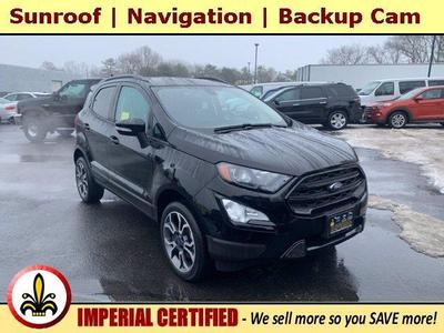 used 2020 Ford EcoSport car, priced at $23,647