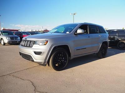 new 2021 Jeep Grand Cherokee car, priced at $39,500