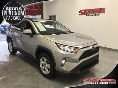 used 2019 Toyota RAV4 car, priced at $28,400