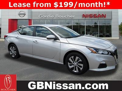 new 2020 Nissan Altima car, priced at $19,996