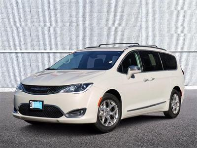 used 2019 Chrysler Pacifica car, priced at $27,749
