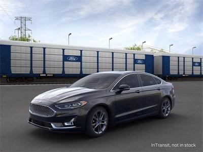 new 2020 Ford Fusion Hybrid car, priced at $32,520