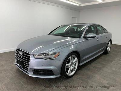 used 2017 Audi A6 car, priced at $29,995