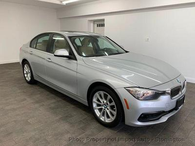 used 2017 BMW 320 car, priced at $23,995