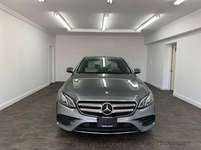 used 2017 Mercedes-Benz E-Class car, priced at $35,995