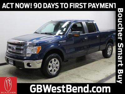 used 2013 Ford F-150 car, priced at $15,647