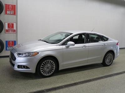 used 2014 Ford Fusion car, priced at $14,366