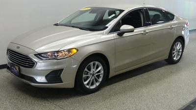 used 2019 Ford Fusion car, priced at $20,995