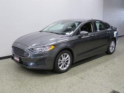 used 2020 Ford Fusion car, priced at $21,854