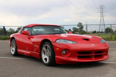 used 2000 Dodge Viper car