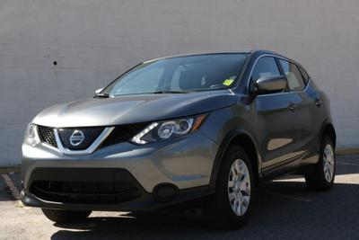 used 2018 Nissan Rogue Sport car, priced at $16,949