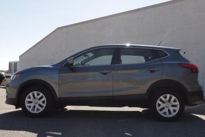 used 2018 Nissan Rogue Sport car, priced at $15,949