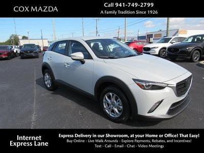 new 2021 Mazda CX-3 car, priced at $20,840