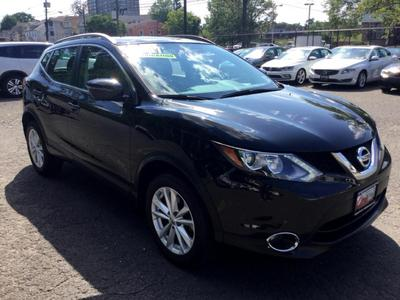 used 2017 Nissan Rogue Sport car, priced at $18,805