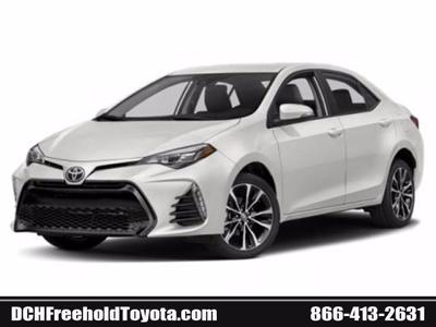 used 2019 Toyota Corolla car, priced at $17,936