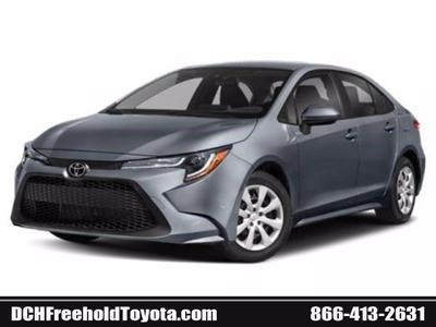 used 2020 Toyota Corolla car, priced at $16,396