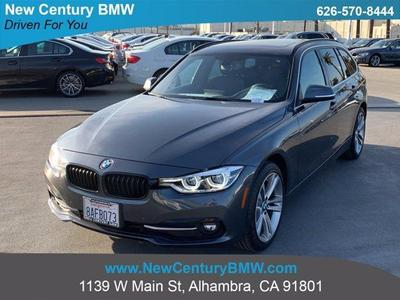 used 2017 BMW 328d car, priced at $35,765