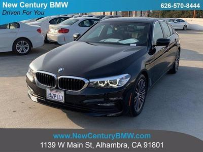 used 2018 BMW 530 car, priced at $33,725