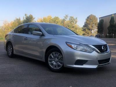 used 2016 Nissan Altima car, priced at $8,498