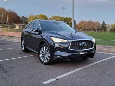 used 2020 INFINITI QX50 car, priced at $25,998